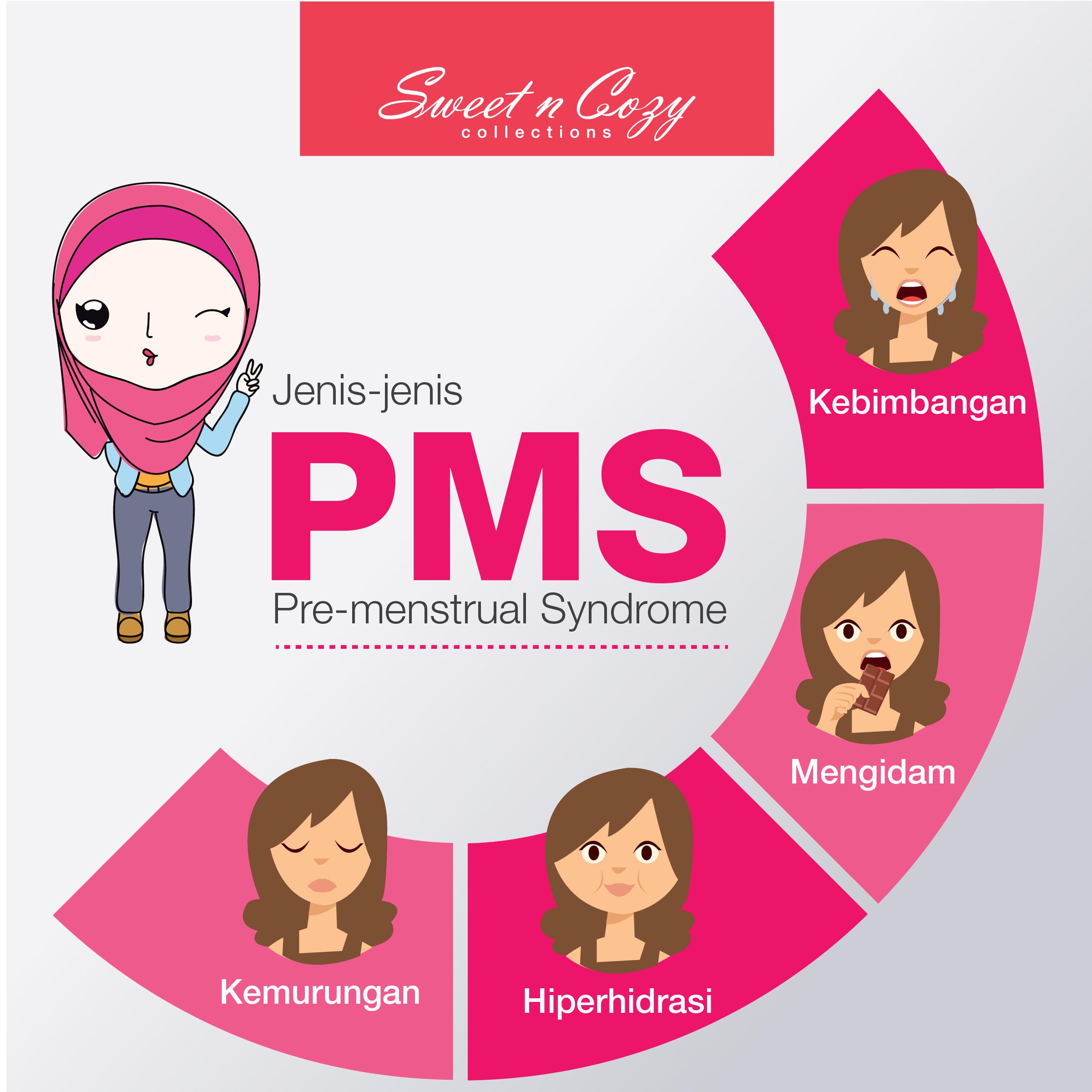 Image result for wanita dan pms